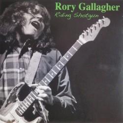RORY GALLAGHER - Riding Shotgun LP
