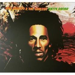 BOB MARLEY & THE WAILERS - Natty Dread LP