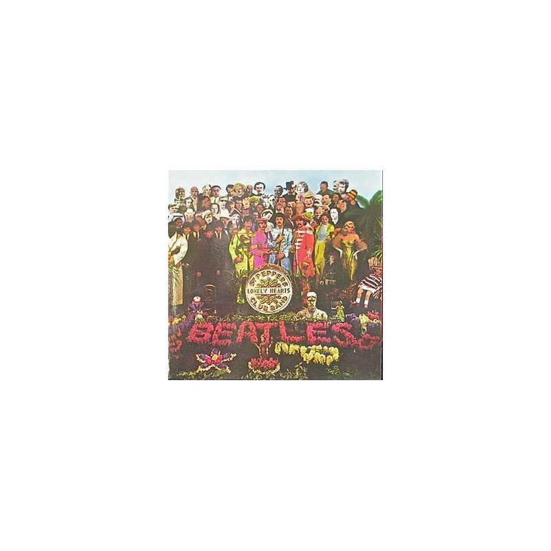 BEATLES – Sgt. Pepper's Lonely Hearts Club Band LP