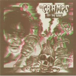CRAMPS - Off The Bone LP