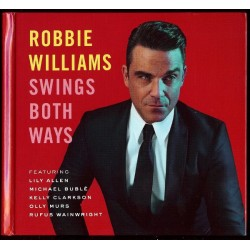 ROBBIE WILLIAMS - Swings Both Ways CD+DVD