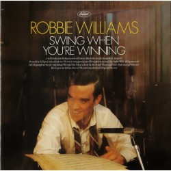ROBBIE WILLIAMS - Swing When You're Winning CD
