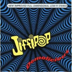 JIFFIPOP - Demolicious CD