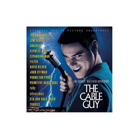 VARIOS - The Cable Guy Soundtrack (BSO) CD