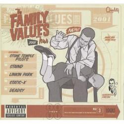 VARIOS - The Family Values Tour 2001 CD