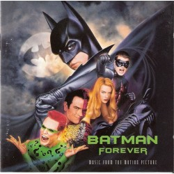 VARIOS - Batman Forever (BSO) CD