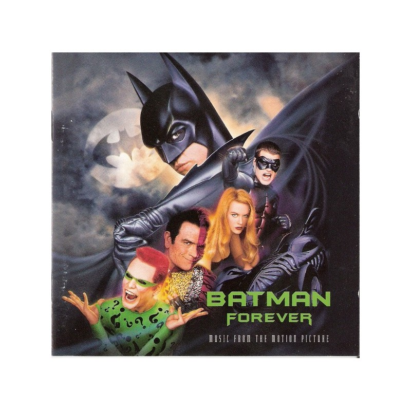 VARIOS - Batman Forever (BSO) CD