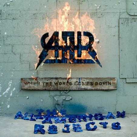 ALL-AMERICAN REJECTS – When The World Comes Down CD
