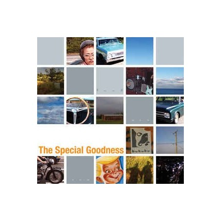 SPECIAL GOODNESS – Land Air Sea CD