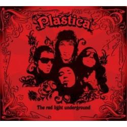 PLASTICA - The Red Light Underground CD