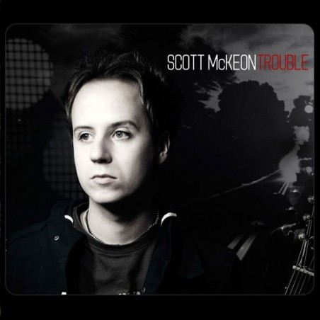 SCOTT McKEON – Trouble CD