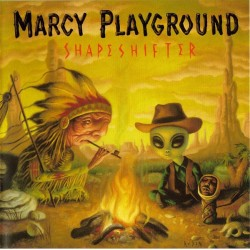 MARCY PLAYGROUND ‎– Shapeshifter CD