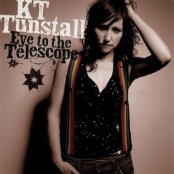 KT TUNSTALL ‎– Eye To The Telescope CD