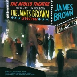 JAMES BROWN - Live At The Apollo,  1963 LP