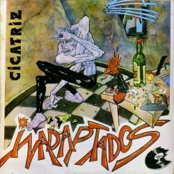CICATRIZ - Inadaptados LP