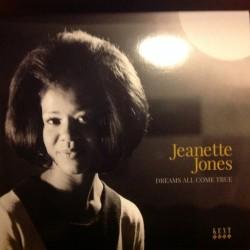 JEANETTE JONES - Dreams All Come True LP
