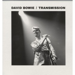 DAVID BOWIE - Transmission LP