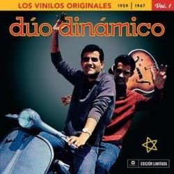DUO DINAMICO - Los vinilos originales 1959-1967. Vol. 1 LP+CD