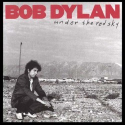 BOB DYLAN - Under The Red Sky LP