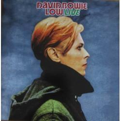 DAVID BOWIE - Low Live LP