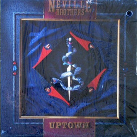 NEVILLE BROTHERS - Uptown LP