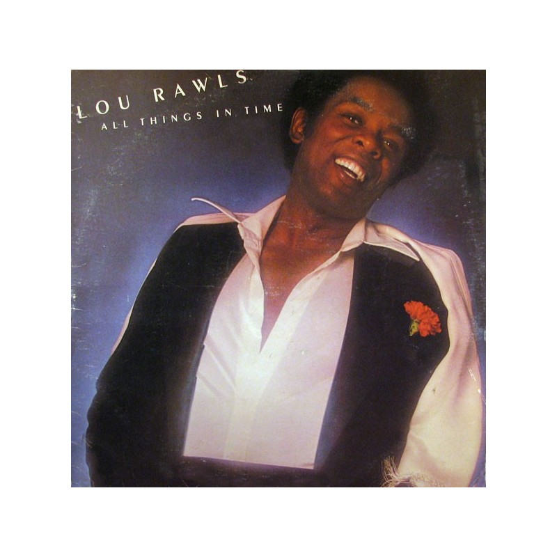 LOU RAWLS - All Things In Time LP