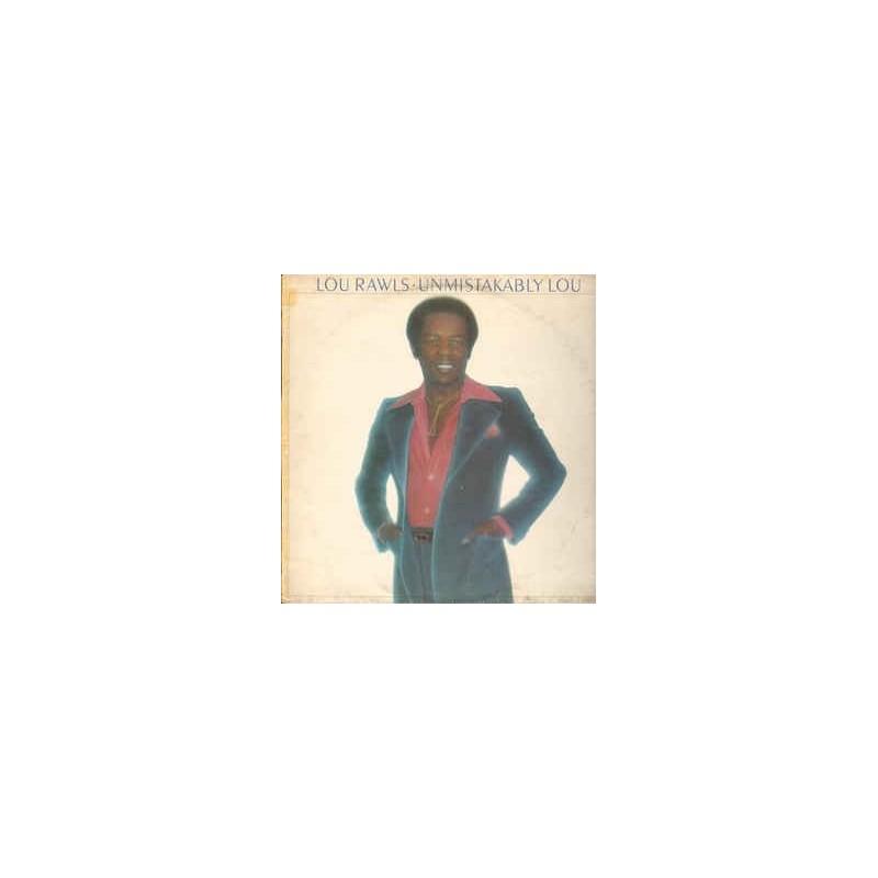 LOU RAWLS - Unmistakably Lou LP