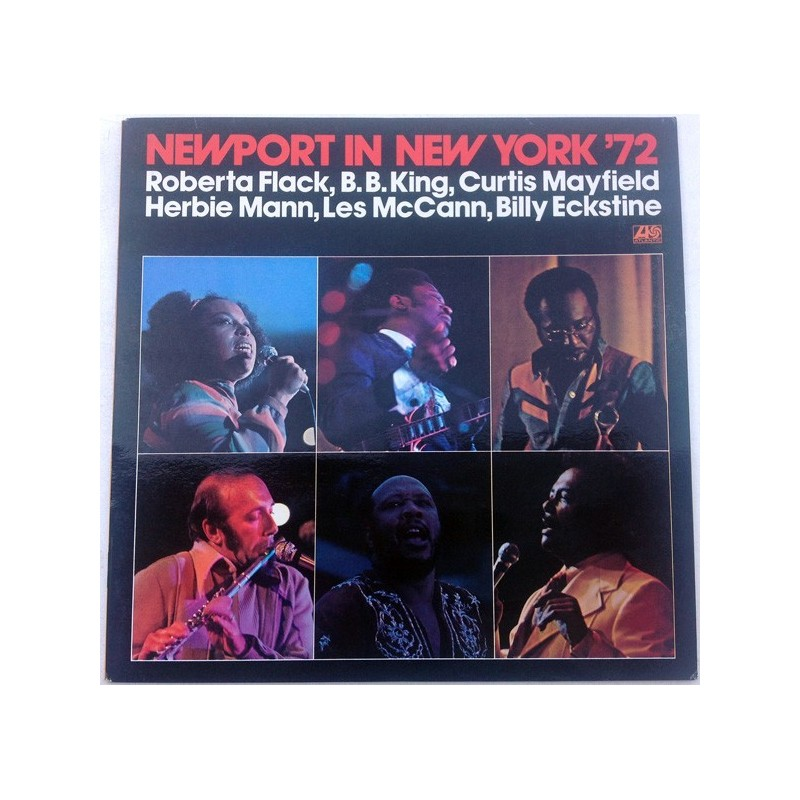 VARIOS - Newport In New York '72 LP
