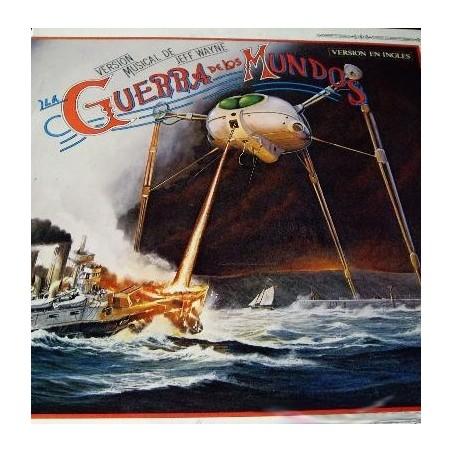 JEFF WAYNE - War Of The Worlds LP