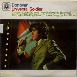 DONOVAN - Universal Soldier LP