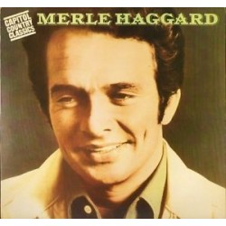 MERLE HAGGARD - Capitol Country Classics LP