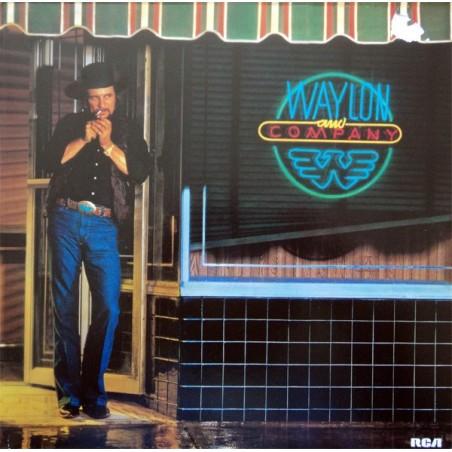 WAYLON JENNINGS - And Company LP