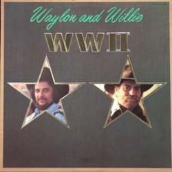 WAYLON JENNINGS & WILLIE NELSON - WWII LP