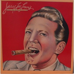 JERRY LEE LEWIS - When Two Worlds Collide LP