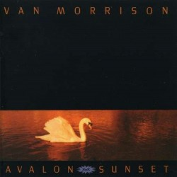 VAN MORRISON - Avalon Sunset LP