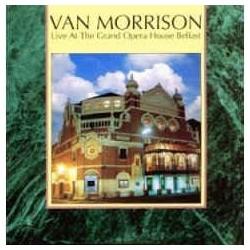 VAN MORRISON - Live At The Grand Opera House Belfast LP