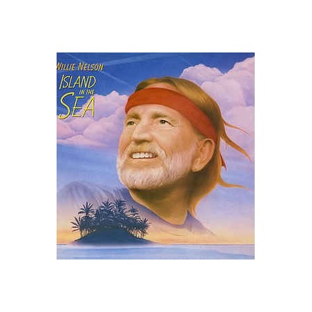 WILLIE NELSON - Island In The Sea LP