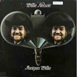 WILLIE NELSON -Shotgun Willie LP