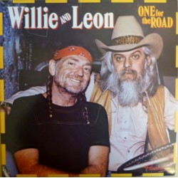 WILLIE NELSON & LEON RUSSELL - One For The Road  LP