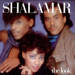 SHALAMAR - The Look LP