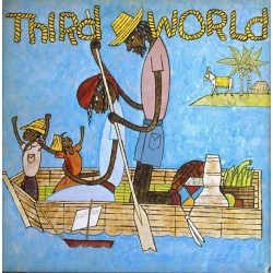 THIRD WORLD - Journey To Addis LP