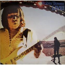 ROBBIN TROWER - Live LP