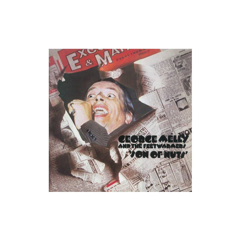 GEORGE MELLY & THE FEETWARMERS - Son Of Nuts LP