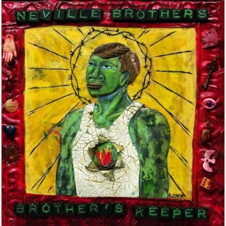 NEVILLE BROTHERS - Brother's Keeper LP
