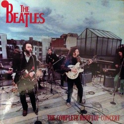 THE BEATLES – The Complete Rooftop Concert LP