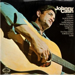 JOHNNY CASH ‎– Hymns By LP