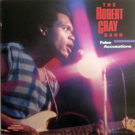 ROBERT CRAY BAND - False Accusations LP
