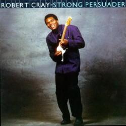 ROBERT CRAY BAND - Strong Persuader LP