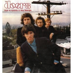 DOORS - This Is Where It All Begins LP