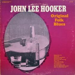JOHN LEE HOOKER - Original Folk Blues LP